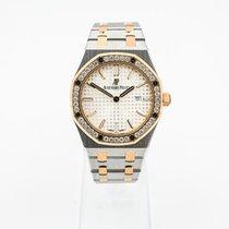 Audemars Piguet Royal Oak Lady новые 2020 Кварцевые Часы с оригинальными документами и коробкой 67651SR.ZZ.1261SR.01