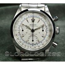 Rolex Chronograph Stahl Silber