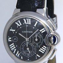 Cartier Ballon Bleu 44mm Steel 44mm Black Roman numerals United States of America, Florida, 33431