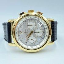 Zenith El Primero Chronograph Or jaune 39mm Argent