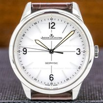 Jaeger-LeCoultre Geophysic 1958 Steel 38.5mm White Arabic numerals United States of America, Massachusetts, Boston