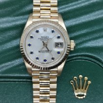 Rolex 69178 Yellow gold 1995 Lady-Datejust 26mm pre-owned