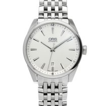 Oris Steel 42mm Automatic 01 733 7642 4051-07 8 21 80 pre-owned