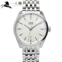 Oris Artix Date Steel 42mm Silver