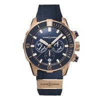 Ulysse Nardin new Automatic Small seconds 44mm Rose gold