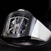 Richard Mille RM 061 Ceramic 50.23mm Transparent No numerals