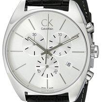 ck Calvin Klein Ocel 45mm Quartz nové
