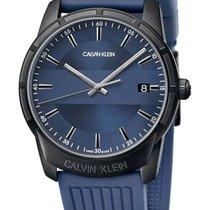ck Calvin Klein Acier 42mm Quartz nouveau