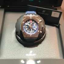 Hublot Big Bang Unico Titanium 45mm Blue Arabic numerals