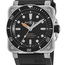 Bell & Ross BR 03-92 Steel Steel Black United States of America, New York, Brooklyn