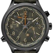 Timex Acél 43mm Kvarc új