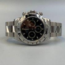 Rolex 116520 Steel 2016 Daytona 40mm pre-owned