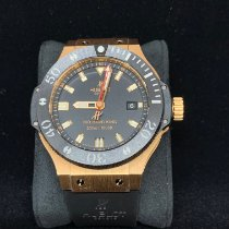 Hublot Big Bang King Oro rosa 44mm Negro Sin cifras