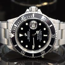 Rolex Submariner Date 168000 1986 pre-owned