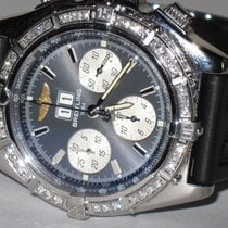 Breitling Crosswind Special Steel 44mm Grey No numerals United States of America, New York, NEW YORK CITY