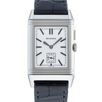 Jaeger-LeCoultre Grande Reverso Ultra Thin Duoface Steel 27.5mm Silver United States of America, Georgia, Atlanta