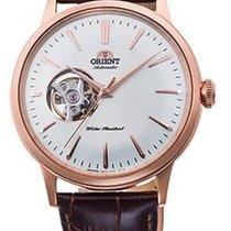Orient (オリエント) ピンクゴールド ホワイト 40.5mm 新品 バンビーノ