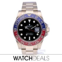 Rolex GMT-Master II 116719BLRO 2019 pre-owned