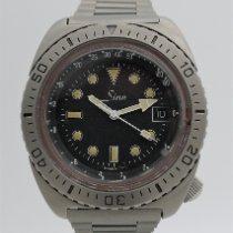 Sinn Titanium Automatic Black Arabic numerals 39,5mm pre-owned