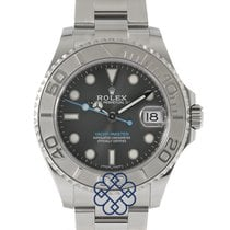 Rolex Yacht-Master 37 Steel 37mm Grey No numerals United Kingdom, Kingston Upon Hull