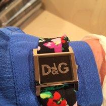 Dolce & Gabbana Acél Kvarc DW0086 új