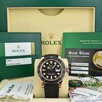 Rolex Noir 40mm occasion Yacht-Master 40