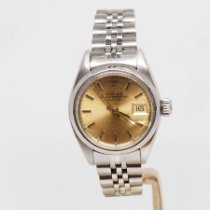 Rolex Oyster Perpetual Lady Date 6919 1982 occasion