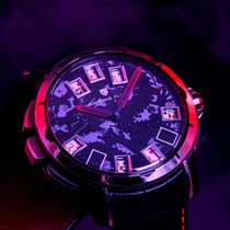 Christophe Claret Titan 45mm Automatika BLJ08 Christophe Claret 21 Blackjack nov