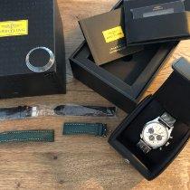 Breitling Automatik 43mm gebraucht Transocean Chronograph