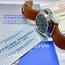 Panerai Luminor Marina new 2000 Manual winding Watch with original box and original papers OP6518