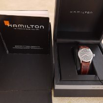 Hamilton Cuarzo Quartz - Sapphire Crystal - Swiss Made - Water Resistant 10/145 PSI - Stainless Steel nuevo Argentina, Toay
