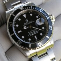 Rolex 16610 116610 Steel 2002 Submariner Date 40mm pre-owned United States of America, Pennsylvania, HARRISBURG