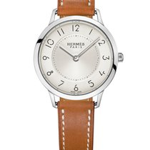 Hermès Steel 32mm Quartz 041686ww00 new United States of America, Texas, Houston
