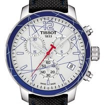 Tissot Quickster Steel 42mm Silver Arabic numerals Canada, Vancouver