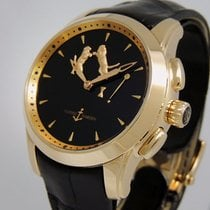 Ulysse Nardin Hourstriker new Automatic Watch with original box and original papers 6106-130/E2-TIGER