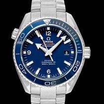 Omega Seamaster Planet Ocean Titanium 45.5mm Blue United States of America, California, Burlingame