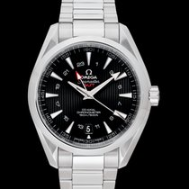 Omega Seamaster Aqua Terra Steel 43mm Black United States of America, California, Burlingame