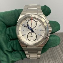 IWC Ingenieur Chronograph Racer Steel 45mm Silver No numerals United States of America, Florida, Bay Harbor Islands