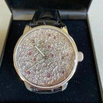 Angular Momentum Acier Remontage manuel Artisan Timepiece occasion