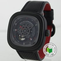Sevenfriday Steel 47.5mm Automatic SF-P3 pre-owned