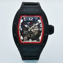 Richard Mille RM 030 Titane 45mm Transparent Arabes