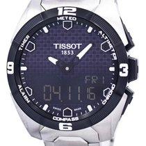 Tissot Titanium Black 45mm new T-Touch Expert Solar