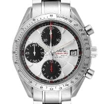 Omega Speedmaster Date Steel 40mm Silver United States of America, Georgia, Atlanta