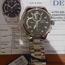 Delma Otel 44mm Cronograf 41701.660.6.031 nou