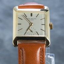 Patek Philippe Gondolo Cuarzo Oro Amarillo Reloj de Pulsera