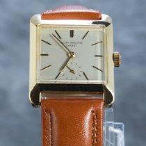 Patek Philippe 2488 Muy bueno Oro amarillo 35mm Cuerda manual