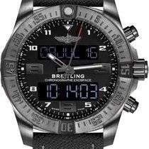 Breitling Exospace B55 Connected Titanium 46mm Black Arabic numerals United States of America, California, Moorpark