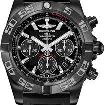 Breitling Chronomat 44 nuevo Automático Cronógrafo Reloj con estuche original MB01108S-BB08-152S