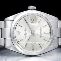 Rolex Oyster Perpetual Date 1500 Gut Stahl 34mm Automatik
