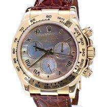 Rolex 116518 Or jaune 2001 Daytona 40mm occasion